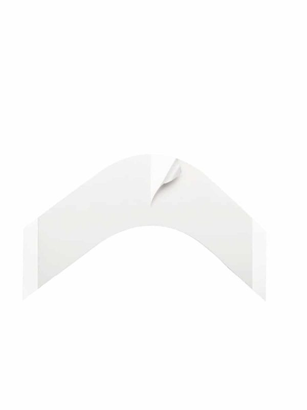 Clear tape boomerang